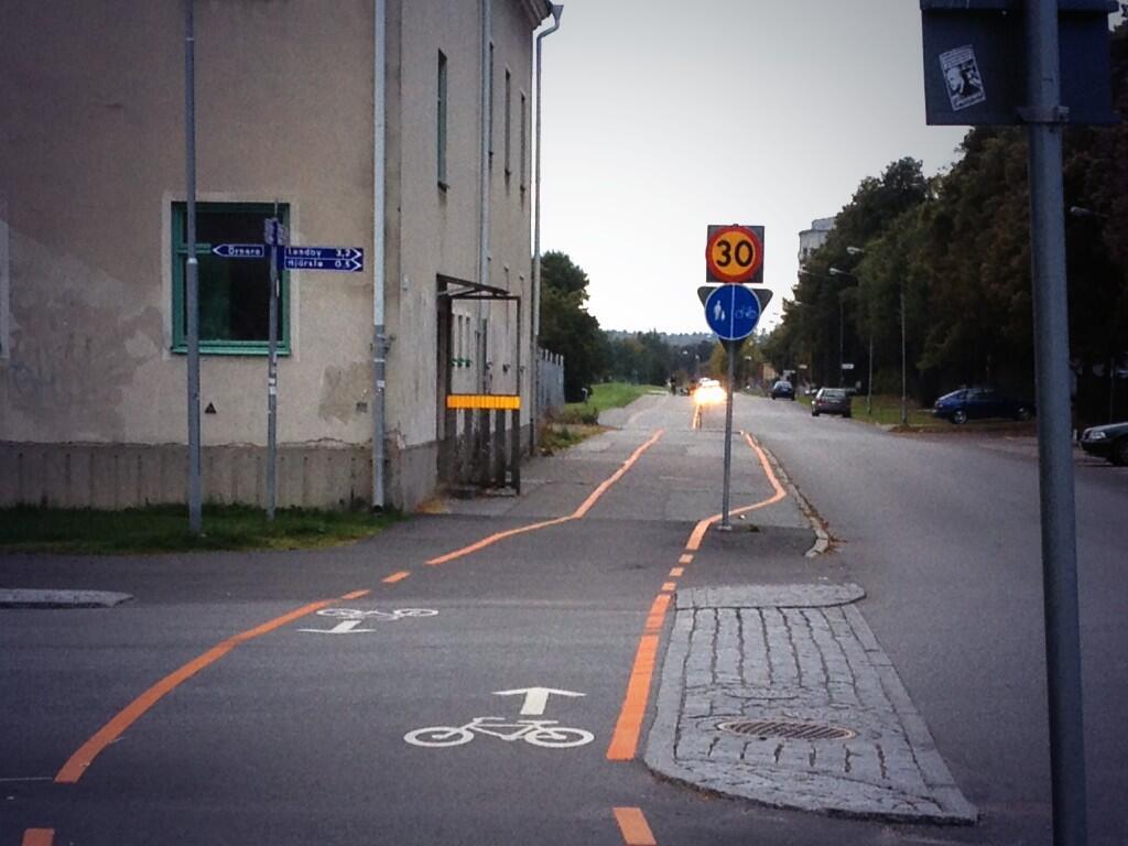 Oxhagenleden Örebro