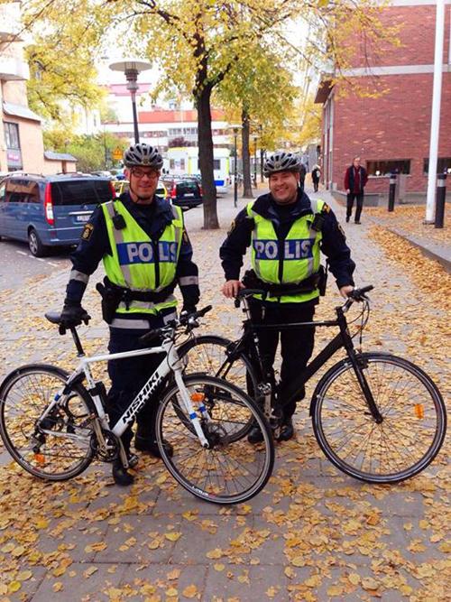 Foto: Polisen Södermalm/Facebook