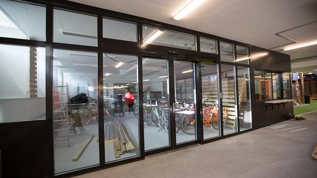 Här kommer det finnas cykelmek. Foto: (c) Richard Jack/Rundtramp.se