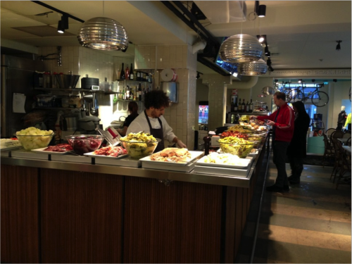Bianchi Café. Foto: Erik Tetteroo