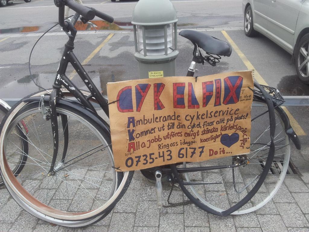 cykelmek