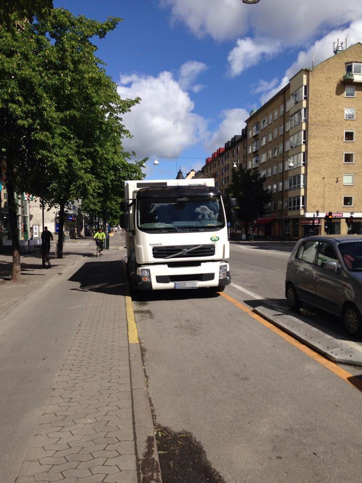 Götgatanlastbil Fredrik Jönsson 2