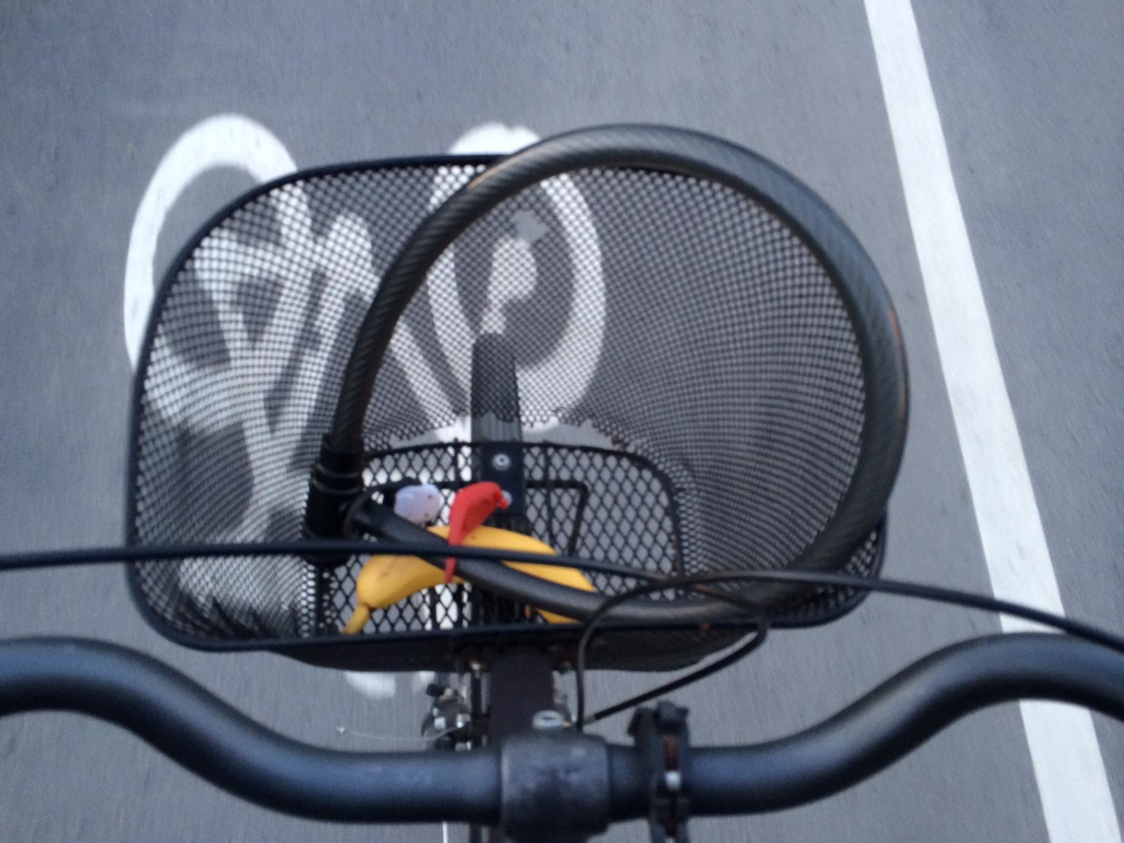 Mona Wahlund cykelbanan
