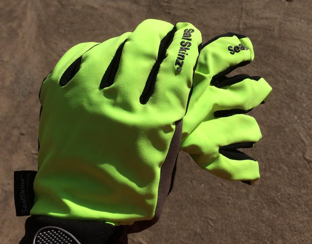 Nya handskar