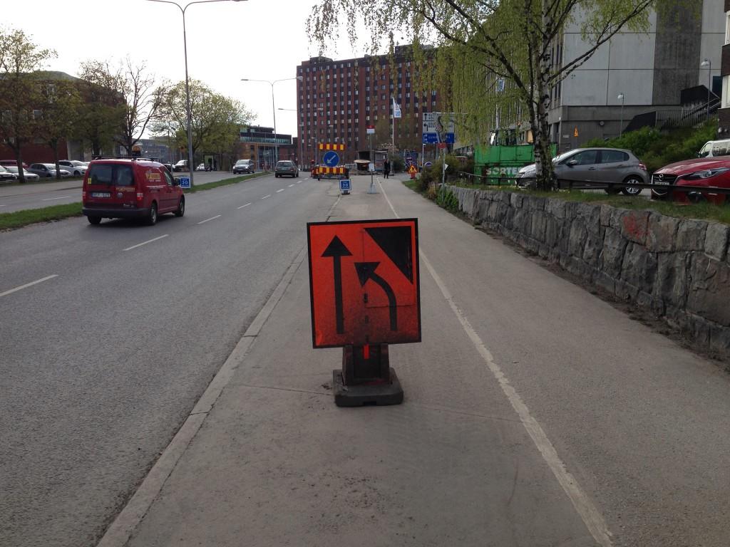Ekensbergsvägen foto Joakim von Scheele