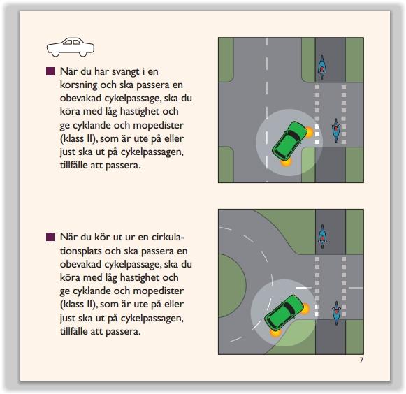 Transportstyrelsen cykelpassage
