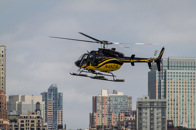 """New York Helicopter Tours"" Foto: Neo_II / Flickr CC-BY 2.0"