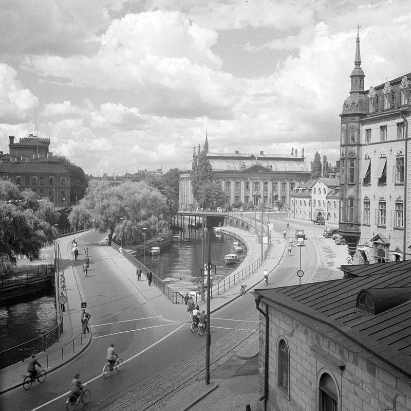 Foto: Petersens, Lennart af (1913-2004) CC-By-NC-SA/Stockholmskällan