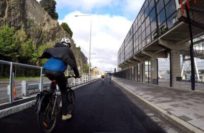 Hur mycket kostar en cykelbana – Stockholms Handelskammare svarar