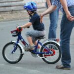 Dags att lära barn att cykla. Eller?