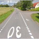 Vägrenen som var en cykelväg som var en gångväg