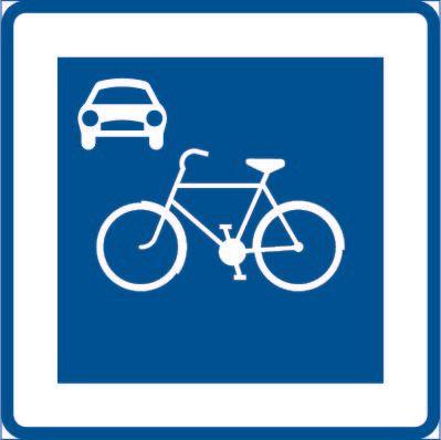 Nu kommer det en ny sorts cykelväg