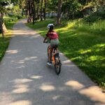 Det skulle behövas fler cykelvägar på landsbygden