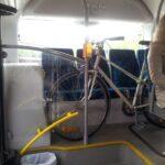 """Regional cykelplan: """"Cykling och kollektivtrafik hör ihop. Men inte för mycket""""."""