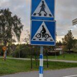 Och cyklisterna gillar Danderyd