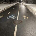 Ny regional cykelplan bygger på att man bryter mot lagen