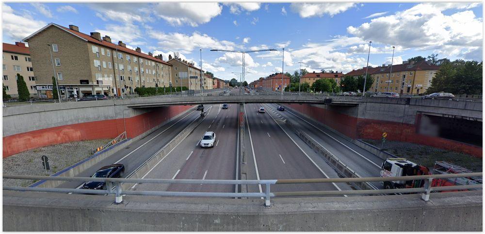 Vem hade trott att det ligger en världsledande trafiklösning i Blåsut?