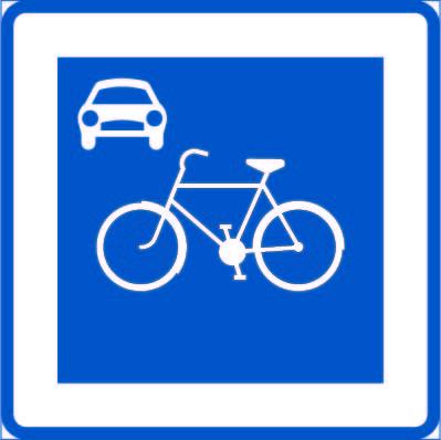 Märke E33 Cykelgata