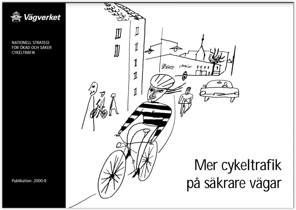 På tal om vikten av tydlighet i cykelplaner