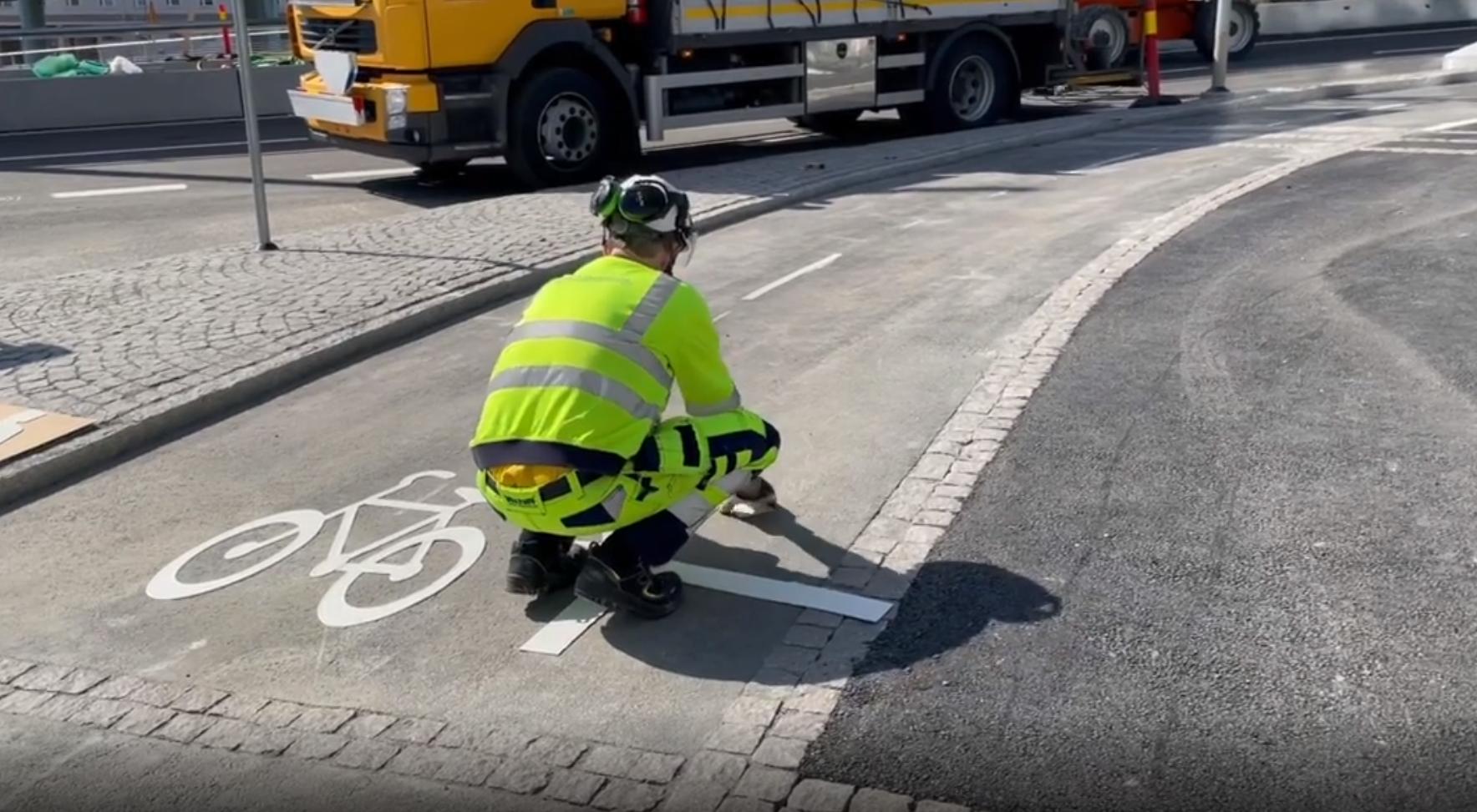 Hur genomtänkt är cykelinfrastrukturen?