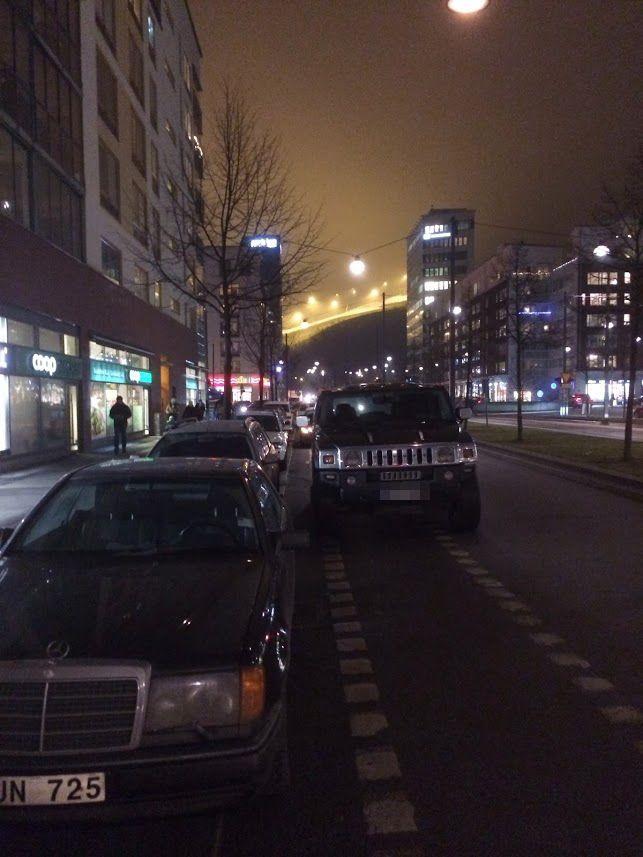 KAK vill ha fler bilar i städerna
