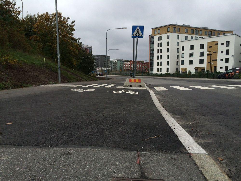 Viktigt när man skriver om cykling, att alltid prata trafikregler