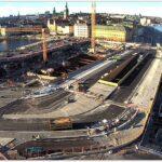 På tal om bra cykelbanor, snart öppnar Guldbron.