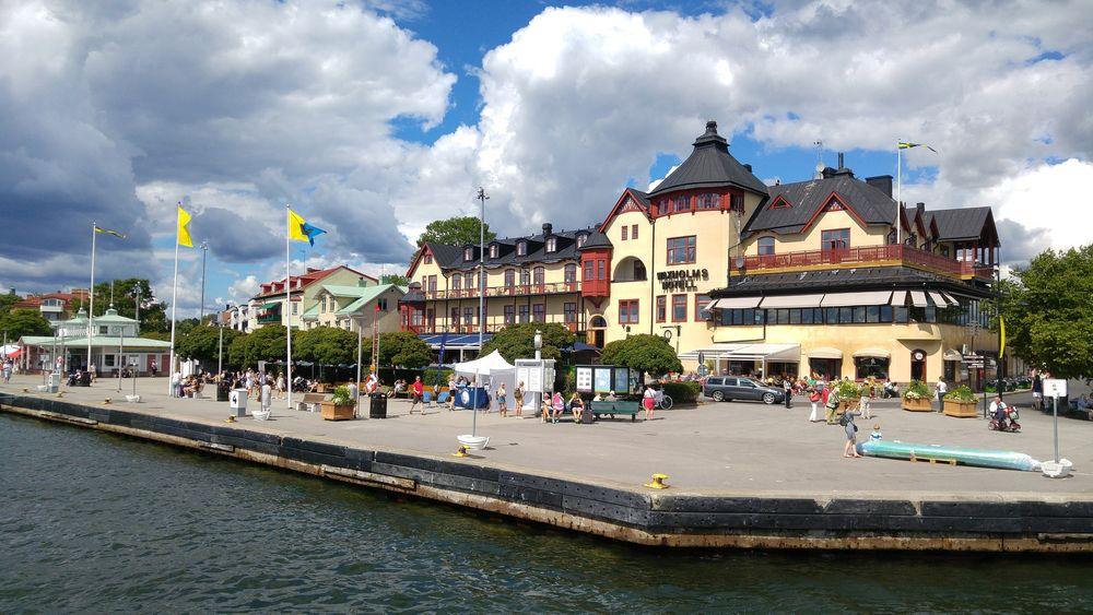Pendla från Vaxholm till stan
