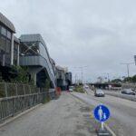 Varför är det gångbana vid Gullmarsplan?